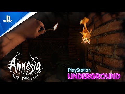 Amnesia: Rebirth - Developer Gameplay Walkthrough | PlayStation Undergound