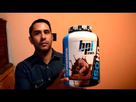 BPI, RESEÑA PROTEÍNA ISO HD