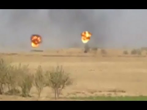 155MM ARTILLERY AIRBURST OVER TALIBAN | FUNKER530