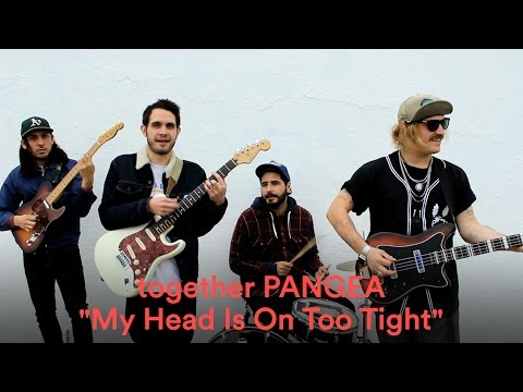 """together PANGEA - """"My Head Is On Too Tight"""" (Official Music Video)"""