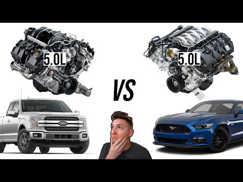 F150 vs Mustang Coyote: What's the Difference?