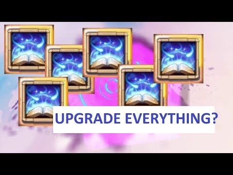 IMPORTANT TIP Before UPGRADING REVITALIZE Castle Clash