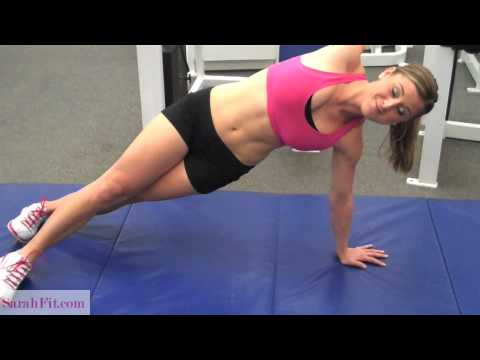 FIT | How To Lose Your Love Handles Exercise