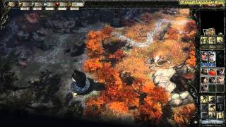walkthrough [Disciples III - Renaissance][HD][PC] - elven alliance - act 7 - part 1