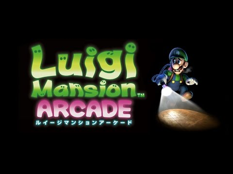 Hands On with Luigi's Mansion Arcade (Japan Exclusive)
