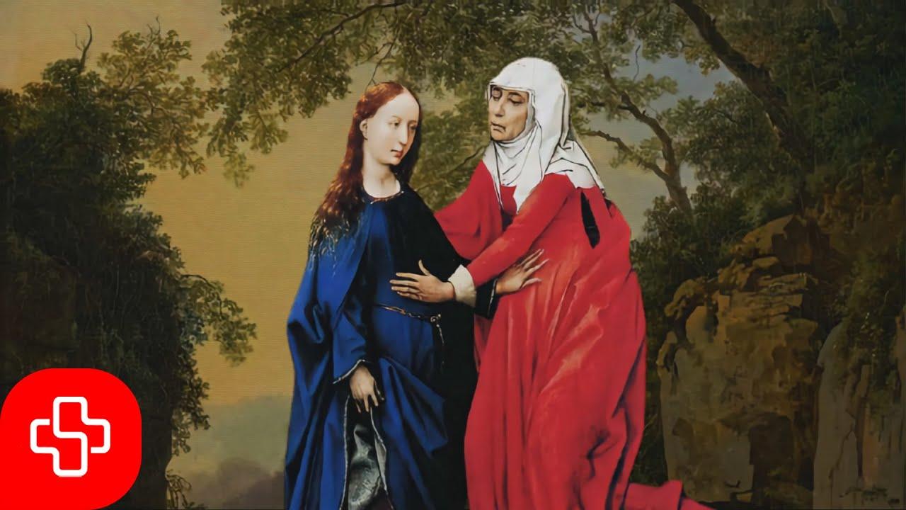 Medieval song: Llibre Vermell - Cuncti simus concanentes (Lyric video)