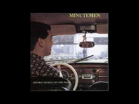 Minutemen - Double Nickels On The Dime RARE 1987 Remix (Full Album)