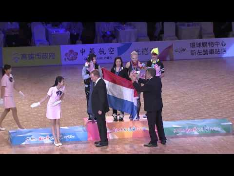 WDSG 2013 Kaohsiung I Final Latin & Award Ceremony