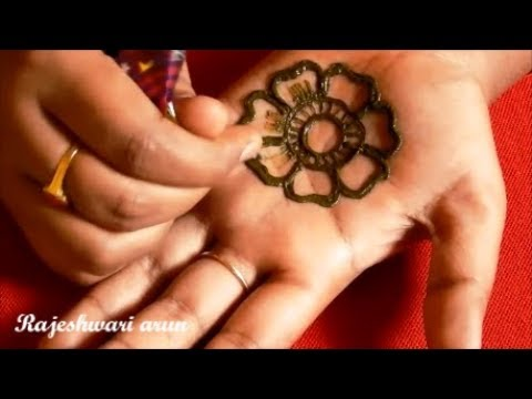 Simple Arabic Mehndi Design For Hands * Latest New Mehndi Design 2018 *Easy Beautiful Henna