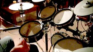 In Flames Jester Race Drum Play Through