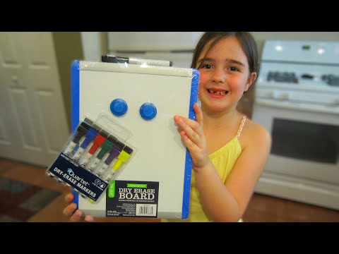 buying-dry-erase-board-&-markers-for-refrigerator-/-walmart