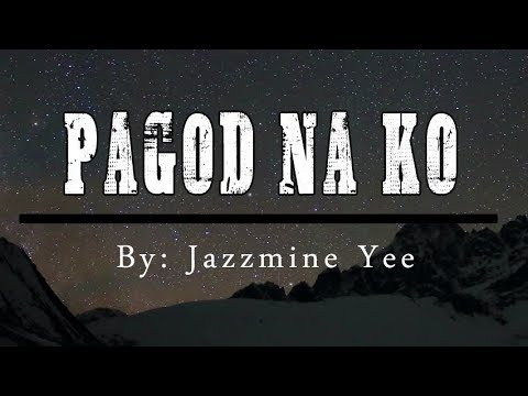 PAGOD NA KO (Tagalog Spoken Poetry) | Original Composition