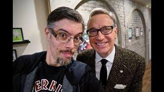 Meeting Paul Feig !!! - Creator Of Freaks And Geeks & Director Of Bridesmaids