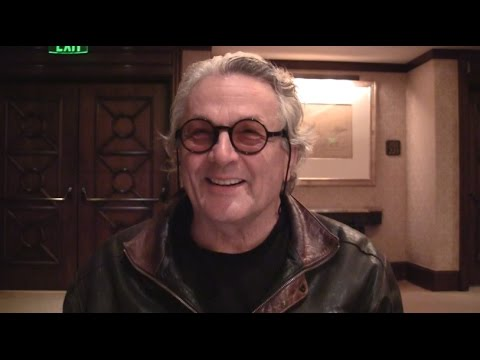 George Miller Talks Mad Max: Fury Road, Deleted Scenes, Being a DC Comics Kid