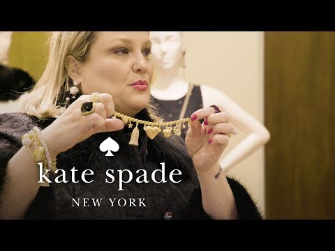 tiffany's holiday gift ideas for 2018 | talking shop | kate spade new york