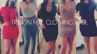 TRY ON FASHION NOVA+LULUS HAUL♡| NAZANIN KAVARI