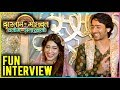 Shaheer Sheikh And Sonarika Bhadoria Fun Interview On Dastaan-E-Mohabbat Salim Anarkali Launch