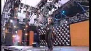 Annie Lennox Walking On Broken Glass Live Tower of London 06