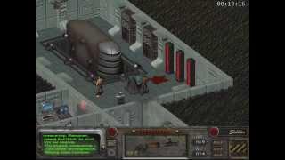 Fallout 2. Прохождение. Хранилище 13 и Горис