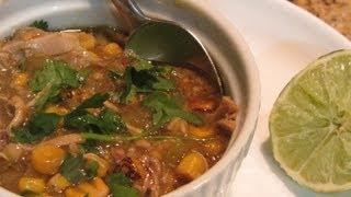 ~crockpot Chicken Chili Verde From Food Storage~