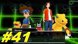 Digimon Adventure PSP Patch V5 Parte #41 - Extras - Masaru e Agumon
