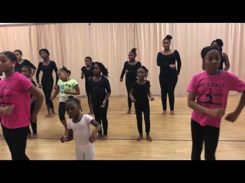 Be lifted by Micah Stampley Choreography 2017