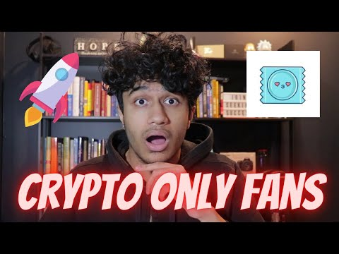 NEW TOKEN (18+) CRYPTO ONLYFANS? ADULT TOKEN!  CRYPTO CAM GIRLS?? R RATED