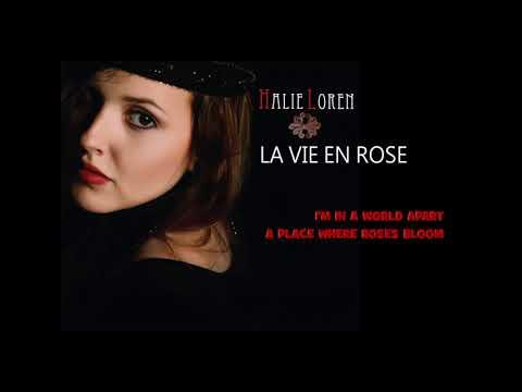 Halie Loren ~ Le Vie en Rose ......w/Lyrics