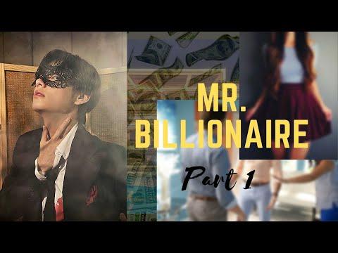 Taehyung FF MrBillionaire part 1