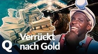 Gold der Erde: Arbeiten in der tiefsten Mine der Welt | Quarks