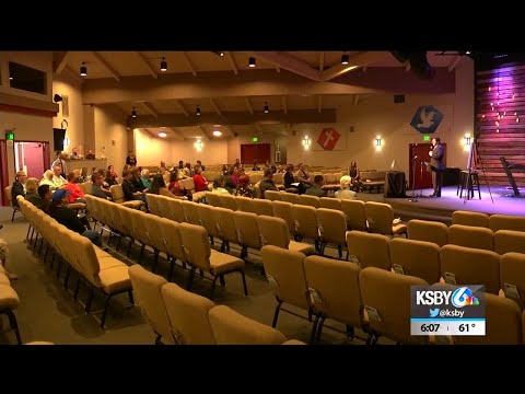 Central Coast leaders hold forum to discuss solutions to human trafficking