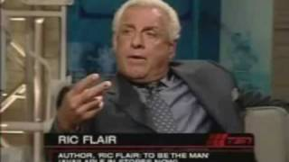 Ric Flair hates everyone! (What is TNA?)