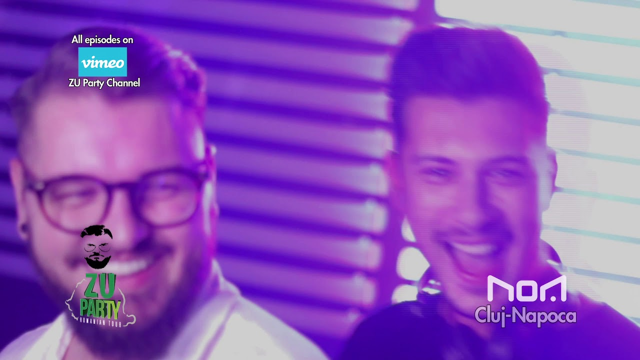 ZU Party   Ep. 163 @ Club Noa / Cluj Napoca