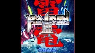 [60fps] Raiden III (雷電III) - Arcade Mode [PC Windows] - ALL Clear - 1CC - 15,801,080 pts - edusword
