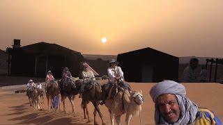 Morocco Sunrise & Sahara Camel ride