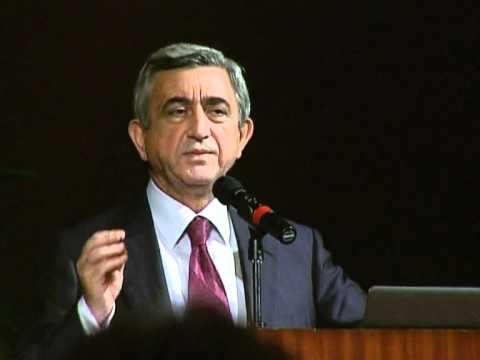 Armenian Economic Forum 25.09.2011