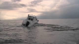 видео Алюминиевые катера российского производства: как выбрать, сколько стоит и где купить?