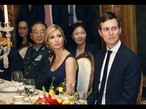 """Trump family pushing """"controversial"""" visa for investment program"""