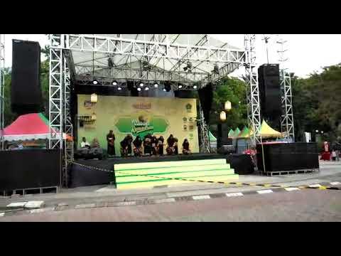 AN NAHDLIYYIN Live Kampung Ramadhan Alun Alun Sidoarjo 2019