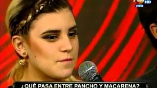 Pancho Rodríguez y Macarena Vélez: ¿nació el amor en Com...