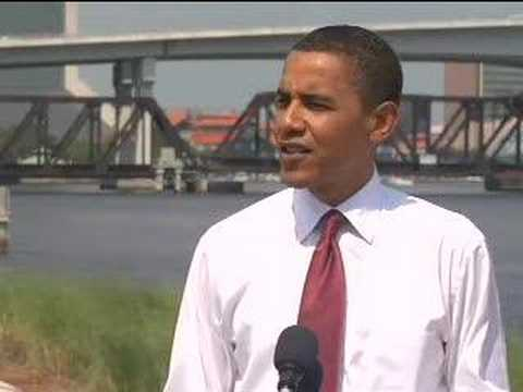 Barack Obama on Offshore Oil Drilling
