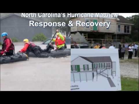 Hurricane Matthew Response & Recovery
