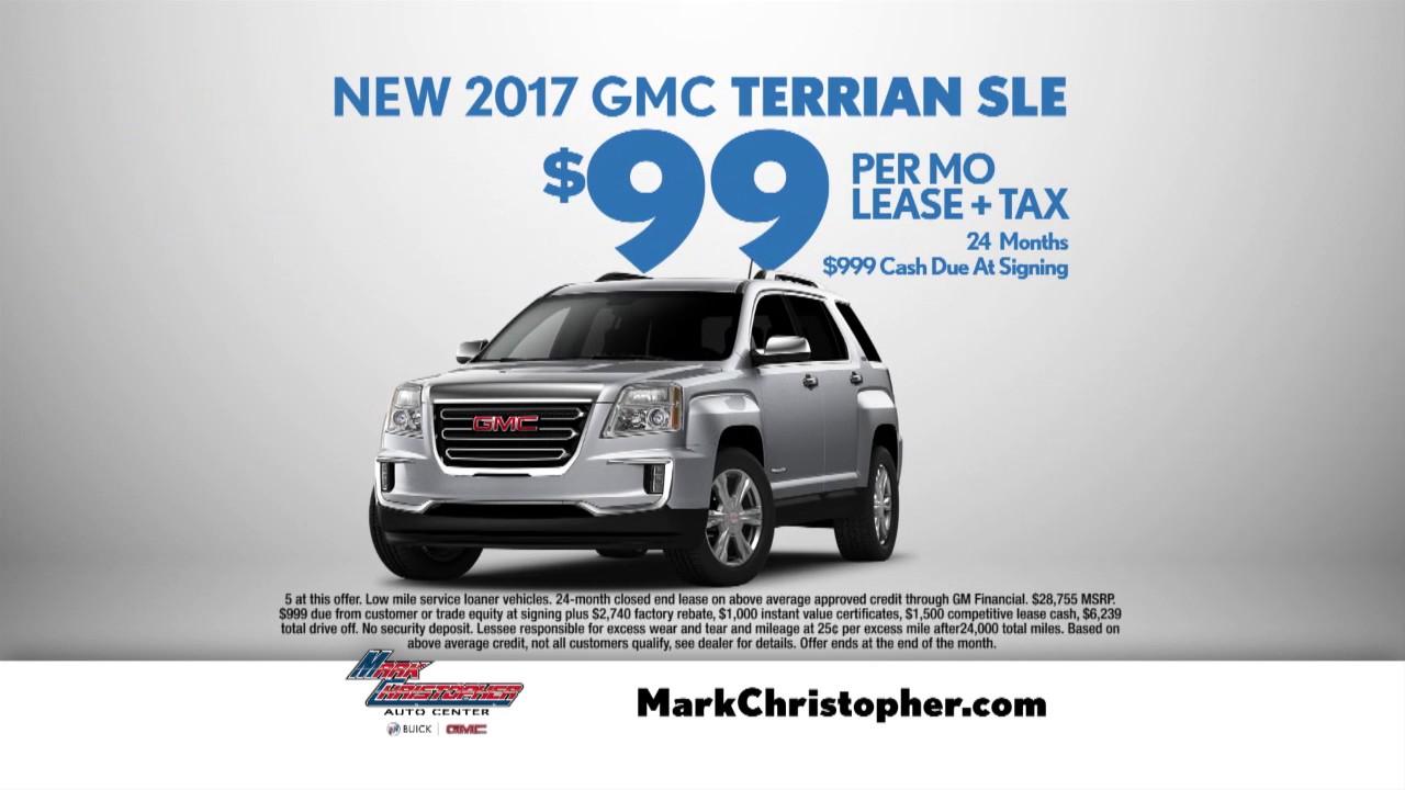 Mark Christopher Gmc >> Mark Christopher Gmc Buick Sales Event