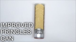 How to Make a Better Pringles Can