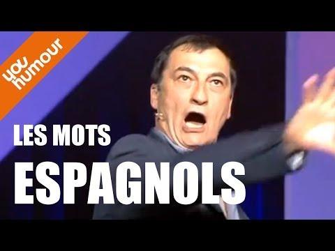 Pépito MATEO, Les mots espagnols