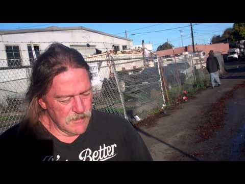 Salinas,Ca. Homeless man forced tomove