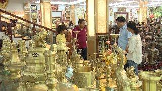 Thực hiện nghị quyết: Huyện Ý Yên phát triển nghề truyền thống theo hướng bền vững