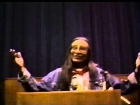 Al Smith - Speaks to Berkeley 1990