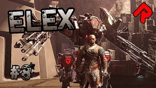 Mech vs Dinosaurs!   Let's play Elex gameplay ep 8 (PC)