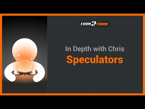What are speculators and what is their role in trading?